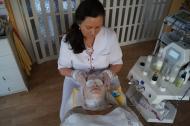Dermalift - Pani Marianna Czarna podczas wykonywania zabiegu - 05