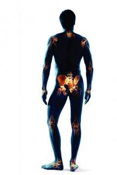 Miejsca narażone na dolegliwości bólowo-zwyrodnieniowe przy których sprawdza się terapia laserem