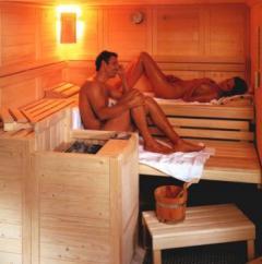 Sauna i sanarium