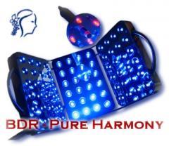 Mezoterapia BDR - niebieskie światło